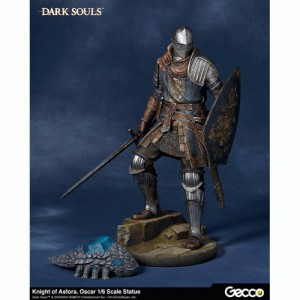 Gecco 1/6 Dark Souls The Knight of Astoria Oscar