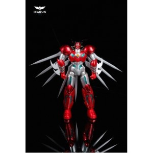 Icarus Toys X Miracle Production United Gokin Getter Arc 'Metallic Version'