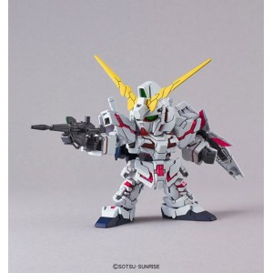 SD EX Standard 005 Gundam Unicorn Destroy Mode