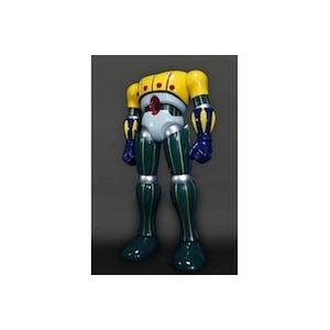 Evolution Toy Special Parts: Kotetsu Jeeg Body for Metal Action No. 08 Hiroshi Shiba Cyborg