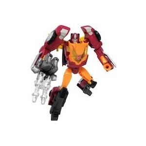 Transformers Legend LG-45 Rodimus Targetmaster