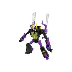 Transformers Legend LG-47 Kickback & Clouder