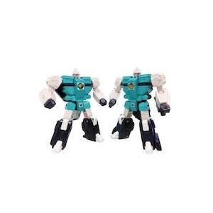 Transformers Legend LG-61 Clonetron Set Pounce & Wingspan