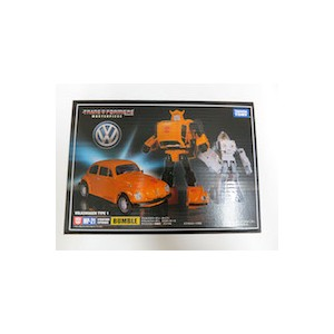 Takaratomy Transformers Masterpiece MP-21 Bumblebee W/Excel Suite