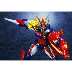EXG Raideen The Brave Original Anime Color Version W/God Bird Complete Set