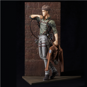 Union Creative Figure: mensHdge technical Statue No.31 Attack on Titan JEAN KIRSTEIN Attack Corps Version