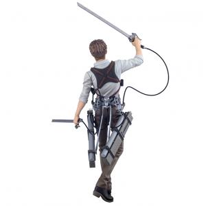 Union Creative Figure: mensHdge technical Statue No.31 Attack on Titan JEAN KIRSTEIN Research Corps Version