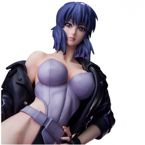 Union Creative Figure: Hdge technical statue No.6 Ghost in the Shell S.A.C. MOTOKO KUSANAGI