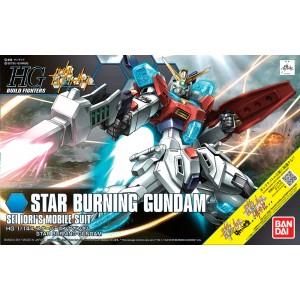 HGBF 1/144 Build Fighter Gundam Star Burning