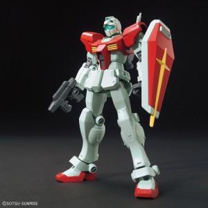 Bandai Gunpla High Grade  HGBF 1/144 GM/GM