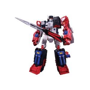 Transformers Legend LG-EX Grand Maximus With God Sword & Target Master TTMall