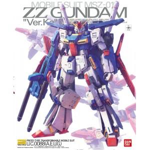 Bandai Gunpla Master Grade MG 1/100 Gundam ZZ Ver.Ka