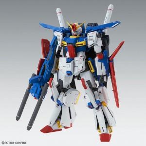 MG 1/100 Gundam ZZ Ver.Ka