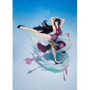 Bandai Figuarts Zero One Piece Boa Hancock Love Hurricane Version