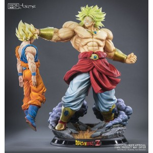 Tsume HQS Plus Dragonball Z: Broly - Legendary Super Saiyan