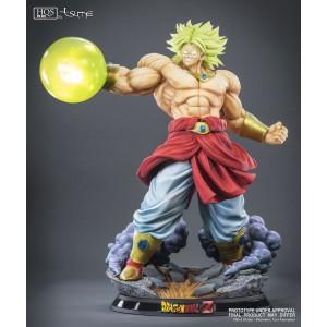 "Tsume HQS Plus Dragonball Z: Broly - Legendary Super Saiyan ""King Of Destruction"""