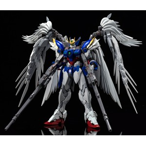 MG 1/100 Gundam Wing Zero Custom EW Hi-Resolution Model