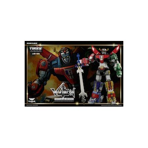 Icarus Toys United Gokin UG-00 Lion Force Voltron 'Original Edition'