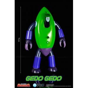 HL PRO UFO ROBOT GRENDIZER : GEDO GEDO VINYL FIGURE 40 cm