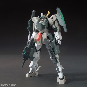 HGBF 1/144 Build Fighter Gundam Cherudim Saga Type GBF