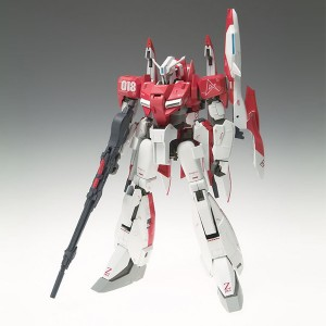 1005 Gundam Z Plus Red
