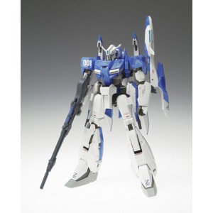 0000  1005 Gundam Z Plus Blue Limited