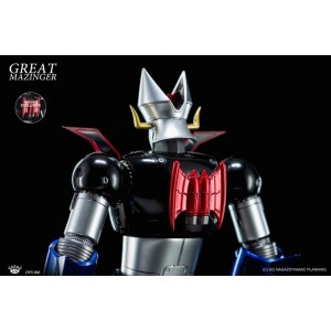 King Arts Diecast Figure Series DFS066 Diecast Action Great Mazinger 'Exclusive Version'