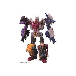 Transformers Power Of The Prime PP-21/22/23/24/25 Terrorcons Set: Abominus
