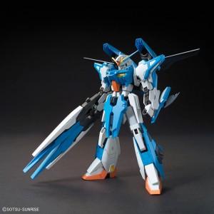 Bandai Gunpla High Grade HGBF 1/144 Gundam A-Z