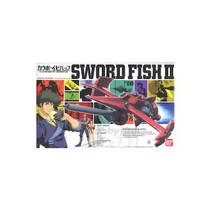 Bandai Plamo Cowboy Bebop 1/72 Swordfish II