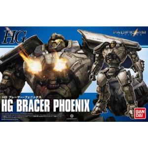 Bandai Plamo Pacific Rim Uprising HG Bracer Phoenix