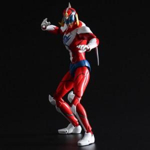 Sentinel Tatsunoko Heroes Fightingear: Hurricane Polymar Infini-T Force