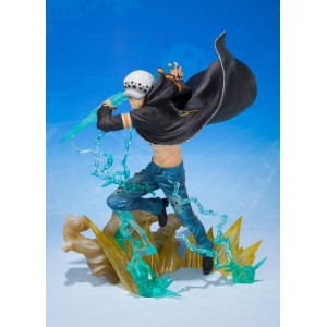 Bandai Figuarts Zero One Piece Trafalgar Law Gamma Knife