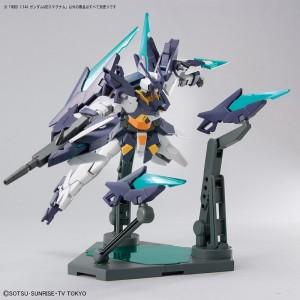 HGBD 1/144 Build Divers Gundam  Gundam Age II Magnum