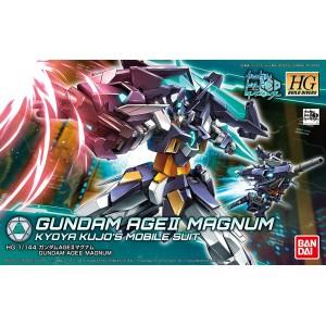 Bandai Gunpla High Grade HGBD 1/144 Gundam Age II Magnum