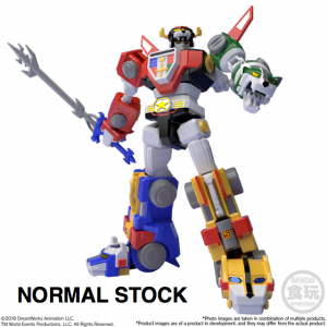 Bandai Super Mini-Pla Lion Force Voltron Aka Golion 'Normal Stock'