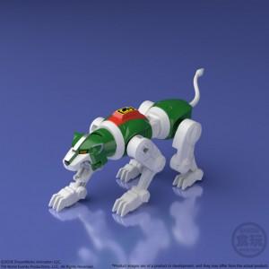 "Bandai Super Mini-Pla Lion Force Voltron Aka Golion ""Fast Stock"""