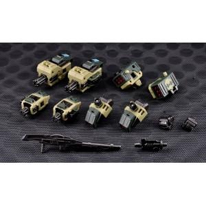 "Maketoys Mobine Series Missile Launcher ""Marine Type"" + Powercore Steelshot (Usato)"