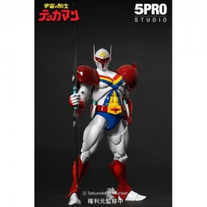 5PRO Studio Mega Hero Series MH-001 The Space Knight Tekkaman