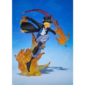 Bandai Figuarts Zero One Piece Sabo Fire Fist