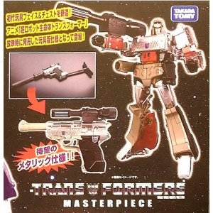 Takaratomy Transformers Masterpiece MP-36+ Megatron (Toy Deco Ver) TTMALL