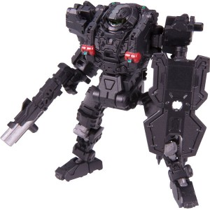 Takaratomy Diaclone Reboot: DA-27 Powered System Maneuver Gamma