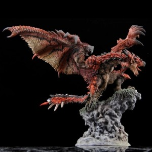 Capcom Monster Hunter Liolaeus Creators Model aka Rathalos