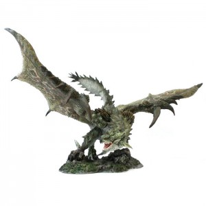 Capcom Monster Hunter Lioleia Creator's Model aka Rathian