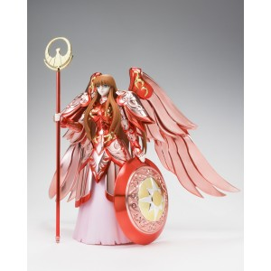 Bandai Saint Seiya Myth Cloth Saori Kido Goddess Athena God Cloth 15Th Anniversary Edition