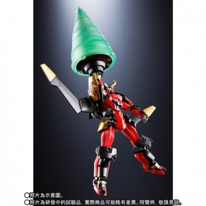SRC Gurren Lagann 10TH Anniversary Edition 'Tamashii Exclusive'