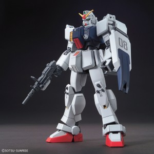 Bandai Gunpla High Grade HGUC 1/144 RX-79[G] Gundam Ground Type 8TH MS Team