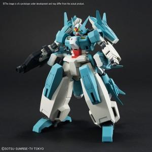 HGBD 1/144 Build Divers Gundam Seravee Scheherazade