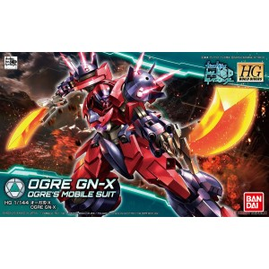 HGBD 1/144 Build Divers Ogre GN-X