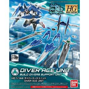 HGBC 1/144 Build Divers Ace Unit